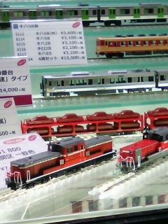 ��(i150)(*^^*)ノ 静岡ホビーショー'18 KATOブース ク5000とDD51形ディーゼル機関車