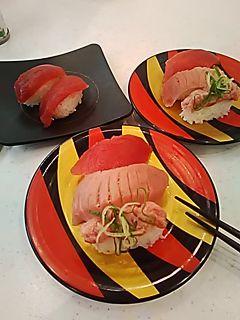 まいど〜  🍣_(※^^※)ゞ  かっぱ寿司 1月 『鮪まつり』