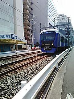 ⭐️🚞_(※^^※)ゞ こんばんわ。久々に本業の画像を掲載! 静岡鉄道 A3000です。
